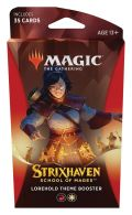 MTG - Strixhaven - LOREHOLD Theme Booster Pack