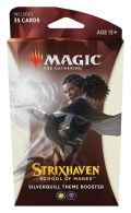 MTG - Strixhaven - SILVERQUILL Theme Booster Pack
