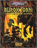 D&D 3rd Ed. - BUROK TORN: CITY UNDER SIEGE SB