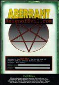 Aberrant - REIGN OF EVIL.COM
