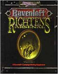 D&D 3rd Ed. - Ravenloft - VAN RICHTEN'S ARSENAL VOLUME 1