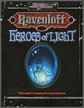 D&D 3rd Ed. - Ravenloft - HEROES OF LIGHT GUIDEBOOK