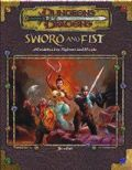 D&D 3rd Ed. - SWORD AND FIST