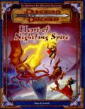 D&D 3rd Ed. - HEART OF NIGHTFANG SPIRE Adv
