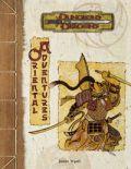 D&D 3rd Ed. - ORIENTAL ADVENTURES