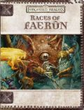D&D 3rd Ed. - Forgotten Realms - RACES OF FAERÛN (slightly damaged copy)