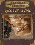 D&D 3rd Ed. - RACES OF STONE