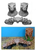 28mm Scenery - SKULL BRIDGE