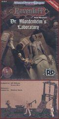 D&D Miniatures - Ravenloft - DR. MORDENHEIM'S LABORATORY