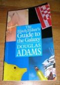 Hitchhiker's `Trilogy` - 1. THE HITCHHIKER'S GUIDE TO THE GALAXY (used)