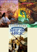 LIVESHIP TRADERS TRILOGY VOLUME 1-3