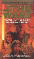 Standalone - PLANET OF TWILIGHT (Barbara Hambly)