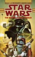 Bounty Hunter Wars - 1. THE MANDALORIAN ARMOR (K.W. Jeter)