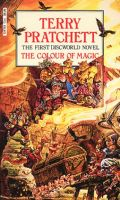 Discworld - 01. COLOUR OF MAGIC (old cover) (used)