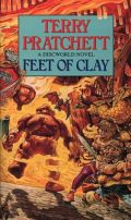 Discworld - 19. FEET OF CLAY
