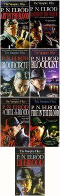 Akciós csomag - Elrod, P. N. - BOOKS FROM THE VAMPIRE FILES