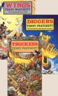 BROMELIAD TRILOGY (Truckers, Diggers, Wings)