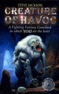 Fighting Fantasy - 04. CREATURE OF HAVOC (used)