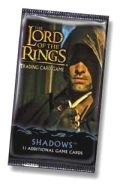 Lord of the Rings, The CCG - Booster Pack - SHADOWS