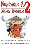 MUNCHKIN FU 2: MONKY BUSINESS Expansion