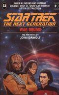 TNG - 23. WAR DRUMS (John Vornholt)