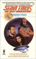 TNG - 31. FOREIGN FOES (Dave Galanter & Greg Brodeur)