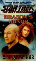 TNG - 38. DRAGON'S HONOR (Kij Johnson & Greg Cox)
