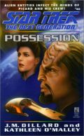 TNG - 40. POSSESSION (J.M. Dillard & Kathleen O'Malley)