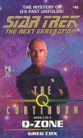 TNG - 48. - Q Continuum - 2. Q-ZONE (Greg Cox) (used)