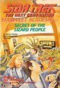 TNG - Starfleet Academy - 07. SECRET OF THE LIZARD PEOPLE (Michael Jan Friedman)