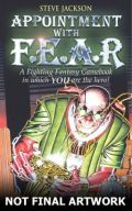 Fighting Fantasy - 18. APPOINTMENT WITH F.E.A.R. (used)