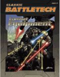 Battletech - CLASSIC BATTLETECH COMBAT EQUIPMENT