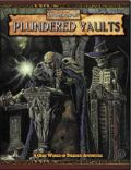 Warhammer Fantasy RPG 2nd Ed. - PLUNDERED VAULTS