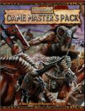 Warhammer Fantasy RPG 2nd Ed. - GM PACK