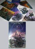 CHRIS ACHILLEOS COLOSSAL CARDS