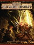 Warhammer Fantasy RPG 2nd Ed. - OLD WORLD BESTIARY