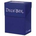 KÁRTYATARTÓ DOBOZ / DECK BOX - Solid - Blue