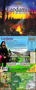 Catan - CANDAMIR: THE FIRST SETTLERS Boardgame (2-4)