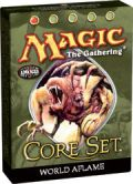 MTG - 9th EDITION CORE - WORLD AFLAME Preconstructed Deck
