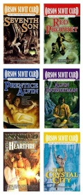 Card, Orson Scott - TALES OF ALVIN MAKER Vol. 1-6.