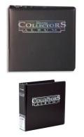 DOSSZIÉ / CARD ALBUM - Collectors Album Black