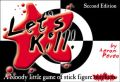 LET'S KILL 2nd Ed. Card Game (3-5+)
