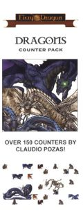 D&D 3rd Ed. - COUNTER PACK - DRAGONS