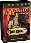 MTG - GUILDPACT - GRUUL WILDING Preconstructed Deck
