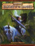Warhammer Fantasy RPG 2nd Ed. - BARONY OF THE DAMNED Adv