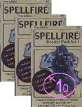 SPELLFIRE BOOSTER 01. 10 packs