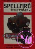 SPELLFIRE BOOSTER 02. RAVENLOFT 10 packs