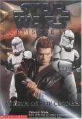 STAR WARS EPISODE II: ATTACK OF THE CLONES (Patricia C. Wrede)